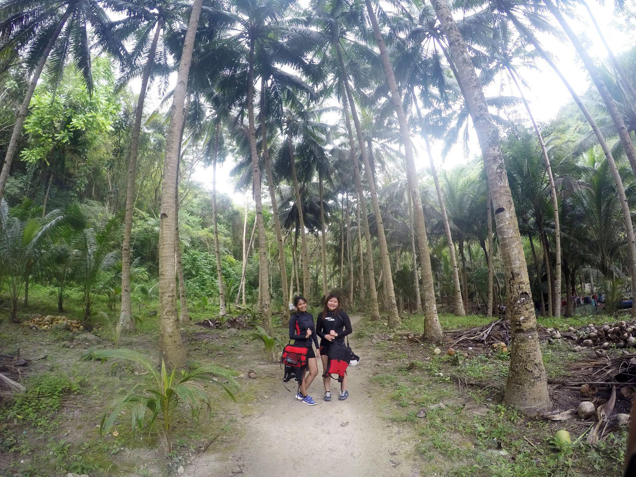 Canyoneering and Kawasan Falls Cebu Trip 1