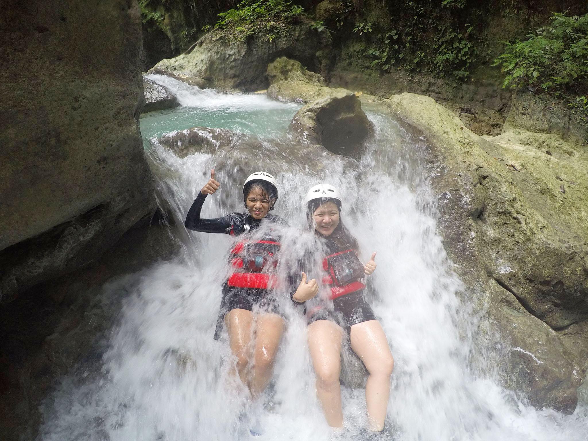 Canyoneering and Kawasan Falls Cebu Trip 2