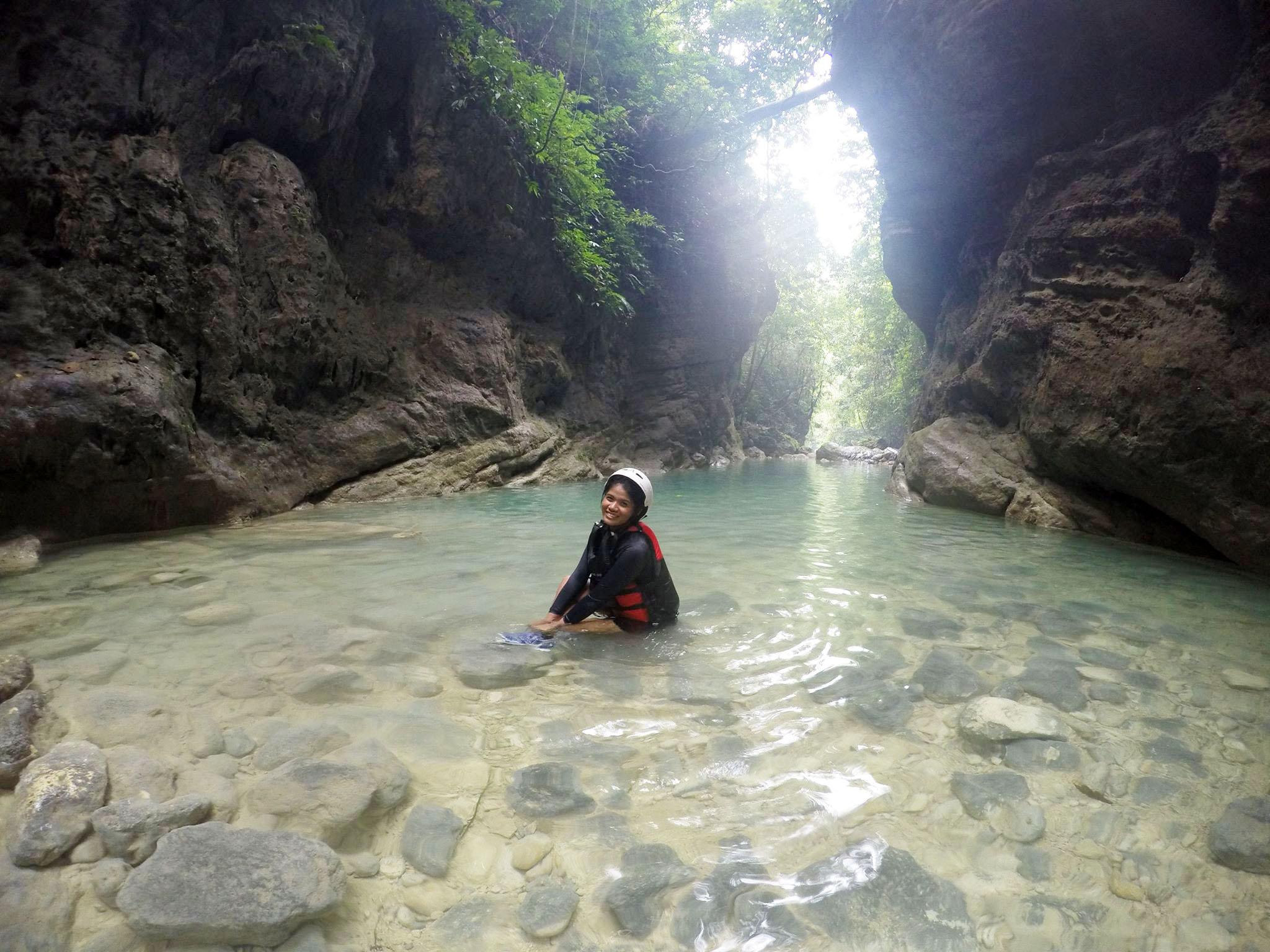 Canyoneering and Kawasan Falls Cebu Trip 4