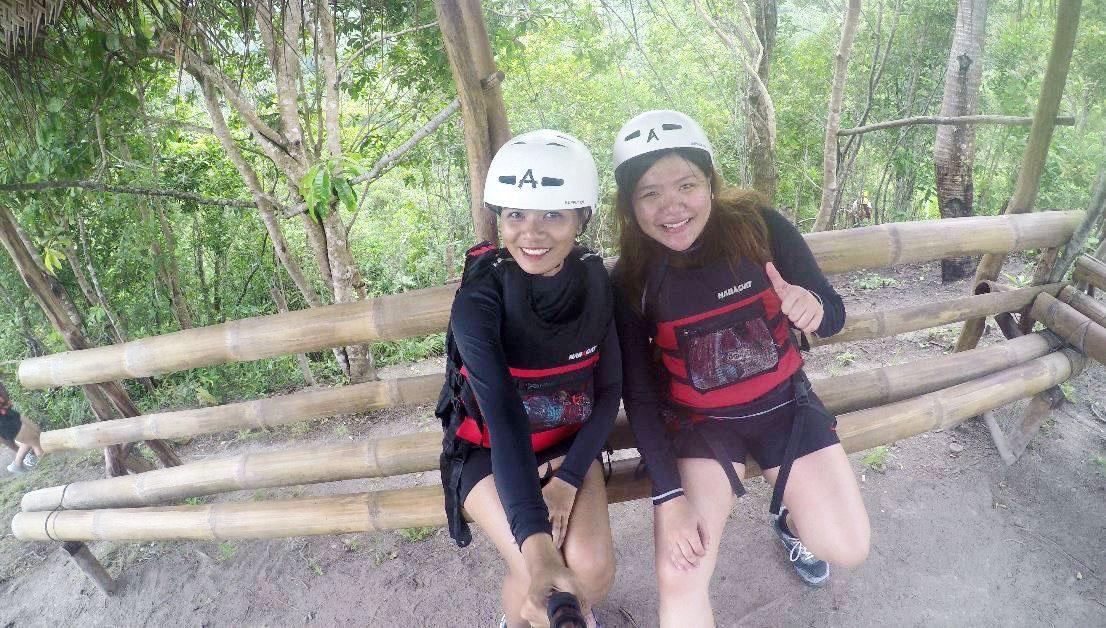 Canyoneering and Kawasan Falls Cebu Trip 5