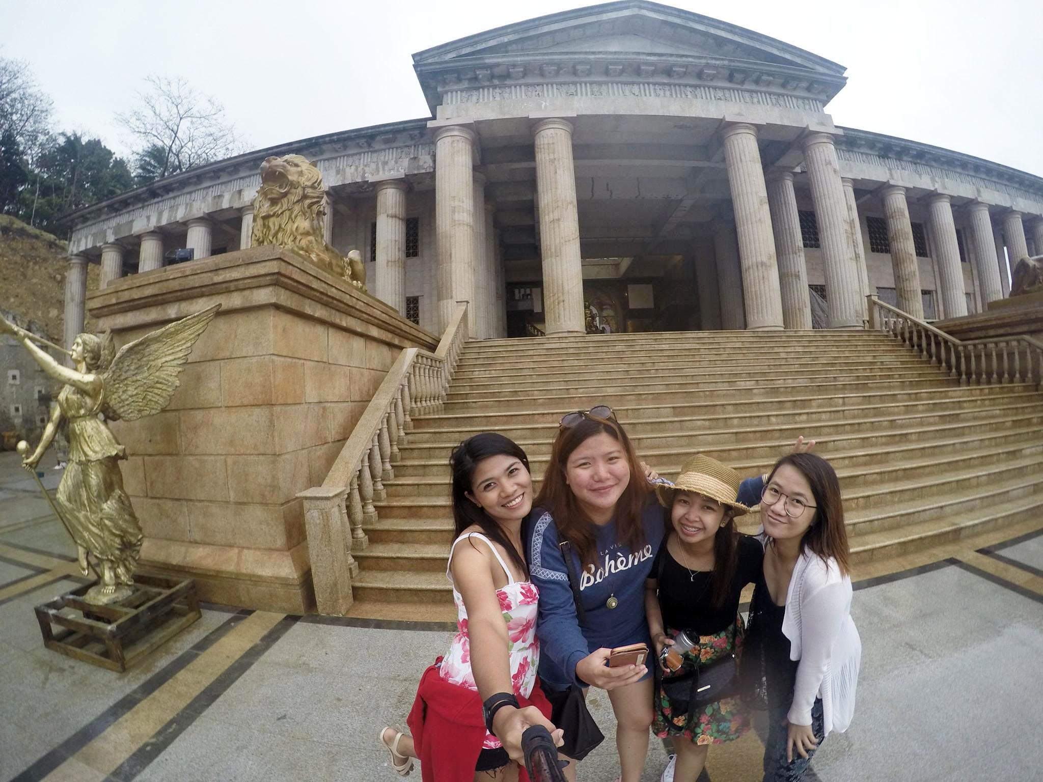 Temple of Leah Cebu Trip