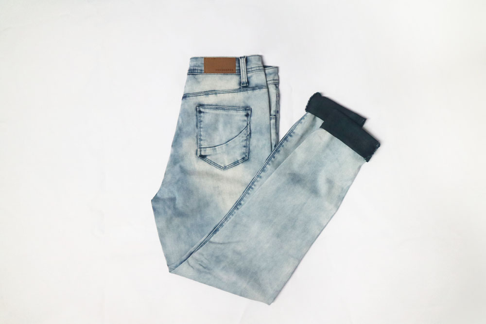Penshoppe Power Stretch Highwaist Jeans