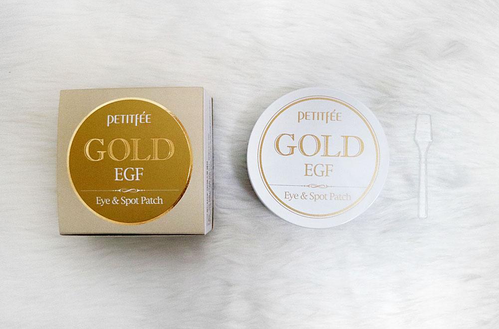 Petitfee Gold & EGF Eye Spot Patch 2