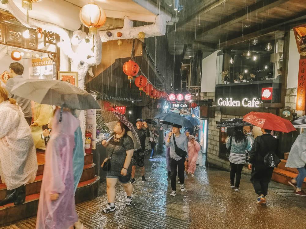 4 Days Taiwan Itinerary