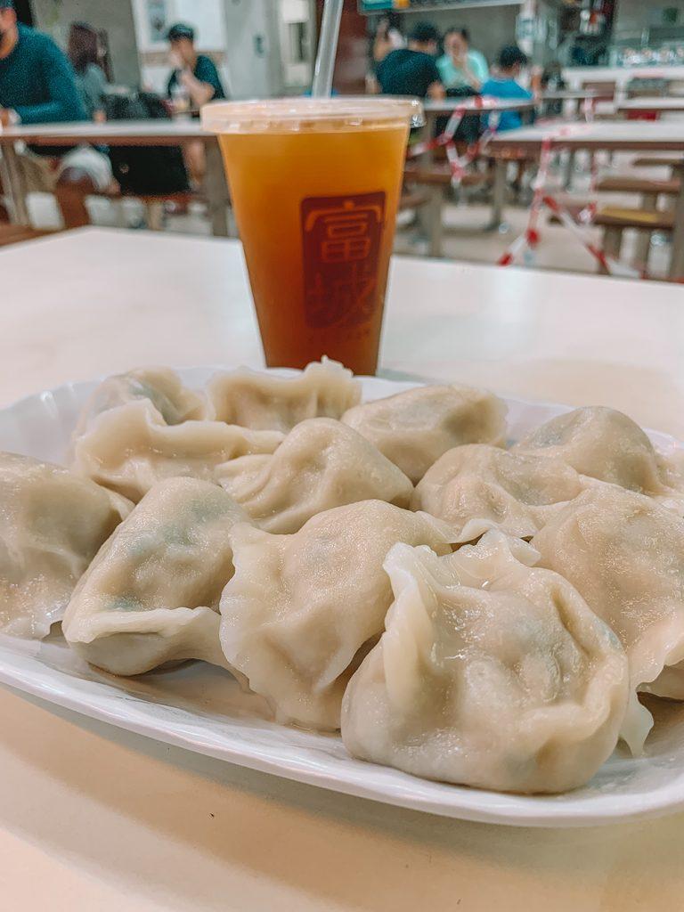 Shandong Dumplings