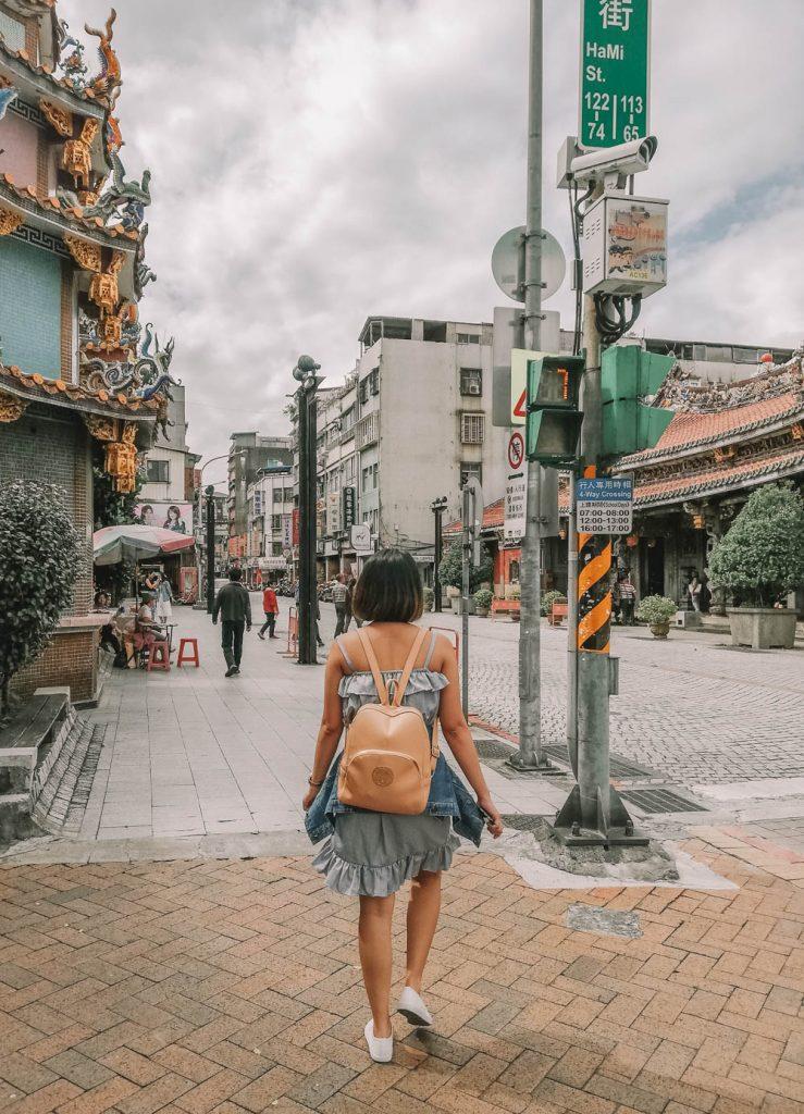 Taipei Taiwan Itinerary