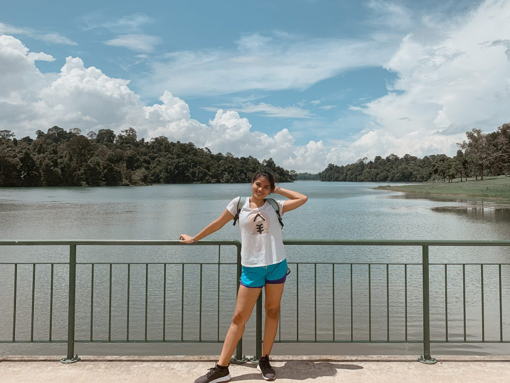 Afternoon at MacRitchie Reservoir Park